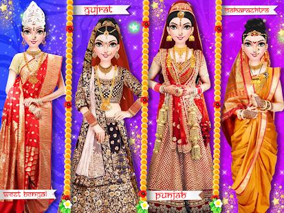 Indian Barbie Bride Makeover In 2020 Barbie Wedding Barbie Bride Indian Wedding