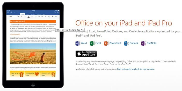How to Install Microsoft Office on iPad (With images