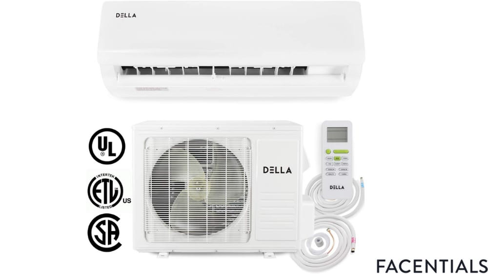 Top 10 Best Air Conditioner Ductless Mini Split Reviewed In 2020 Facentials Heat Pump Air Conditioner Wall Mounted Air Conditioner Ductless Mini Split