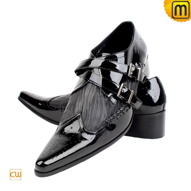 Men's Leather Dress Boots | ... dress shoes cw760001 shoes cwmalls ...