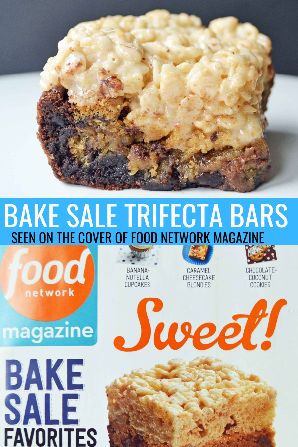 The top 3 best selling baked goods all in one bar ...