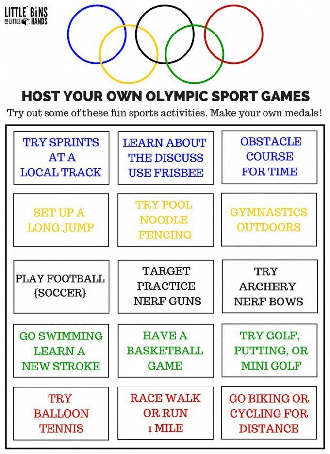 photograph regarding Olympia Sports Printable Coupons named Olympic Sports activities Functions for Children Summer time Olympics Year