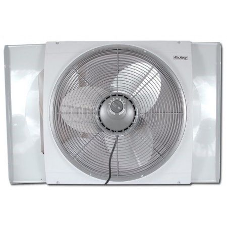 Air King 9166 20 Whole House Window Fan For 9100 Series