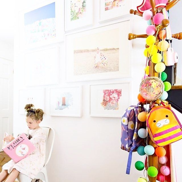 Proof that Bright Lab Lights look great anywhere. LOVE this shot! @kristinngriffin #coatrack