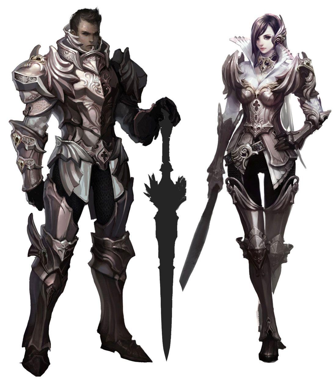 Plate Armor Art