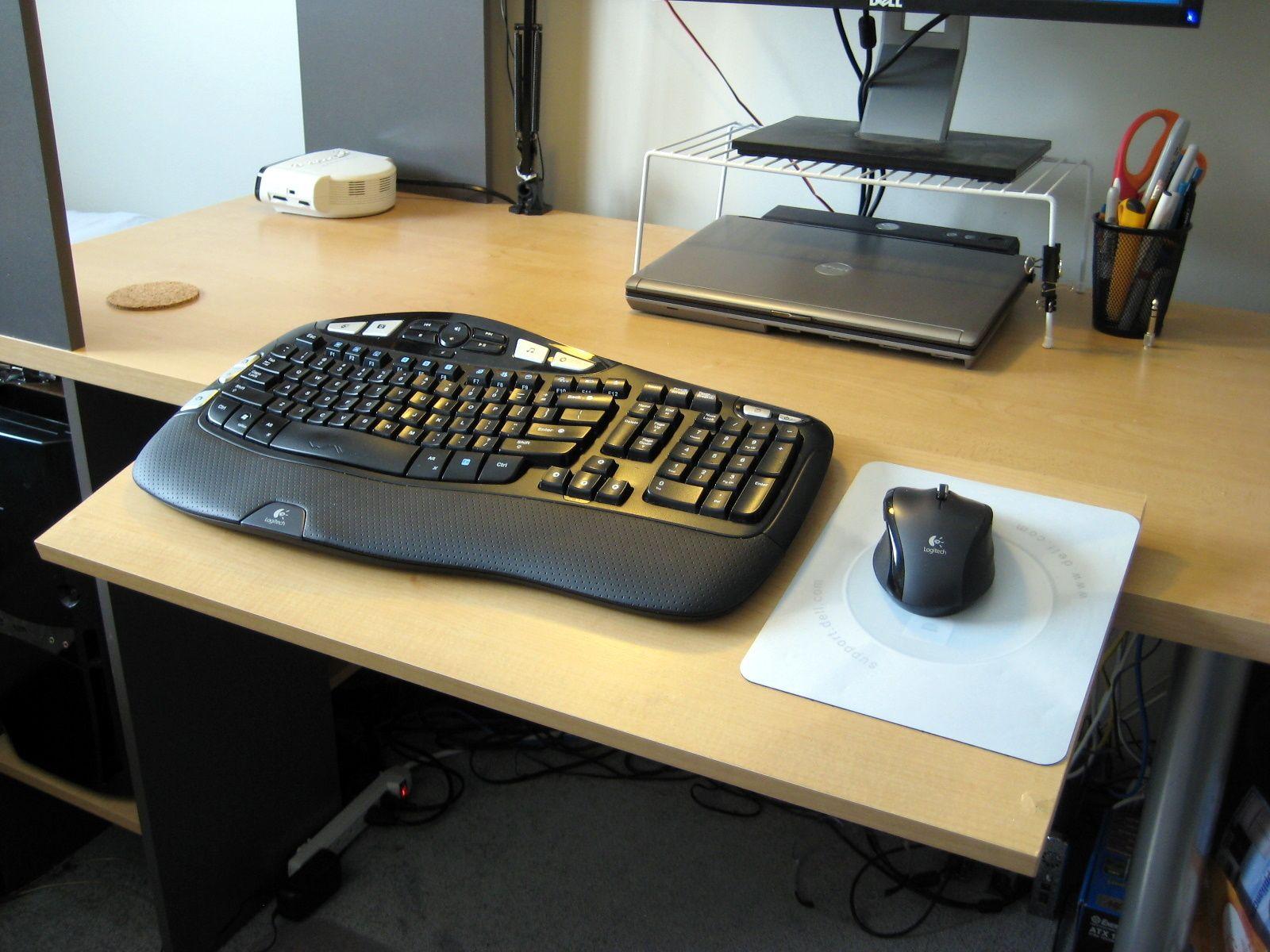Adjustable Keyboard Platform Desk Extension Keyboard Standing Desk Extension Diy Tray