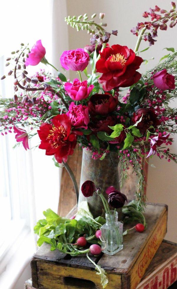 Arrangements Floraux Que Vous Pourriez Essayer Ce Printemps