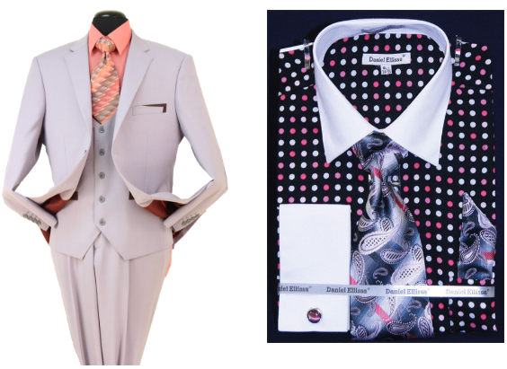 Solo 360 wool suits are a customer favorite. Find out why. #mensfashion #mensstyle #menssuits