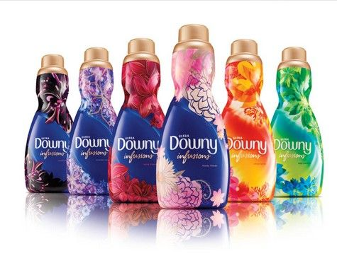 Downy Infusions Fabric Softener Review & Giveaway