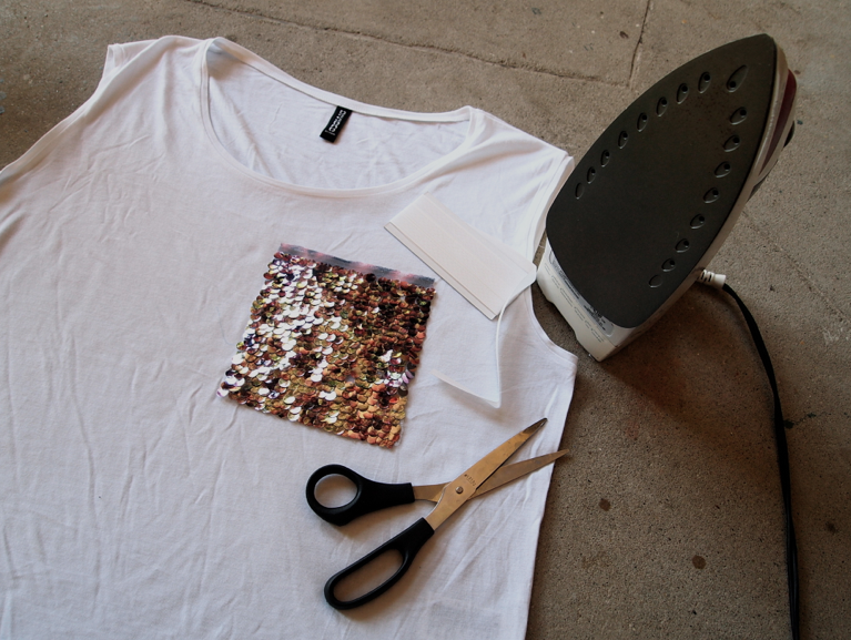 Be Crafty And Make A Sequin Pocket Blouse Manualidades Ropa Diseño De Ropa Ropa