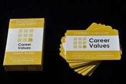 Knowdell Career Values Card Sort You can make these on your own but if you want to pre-made set this works well!