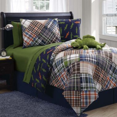 Zoomates Alligator Reversible Comforter Set Found At Jcpenney