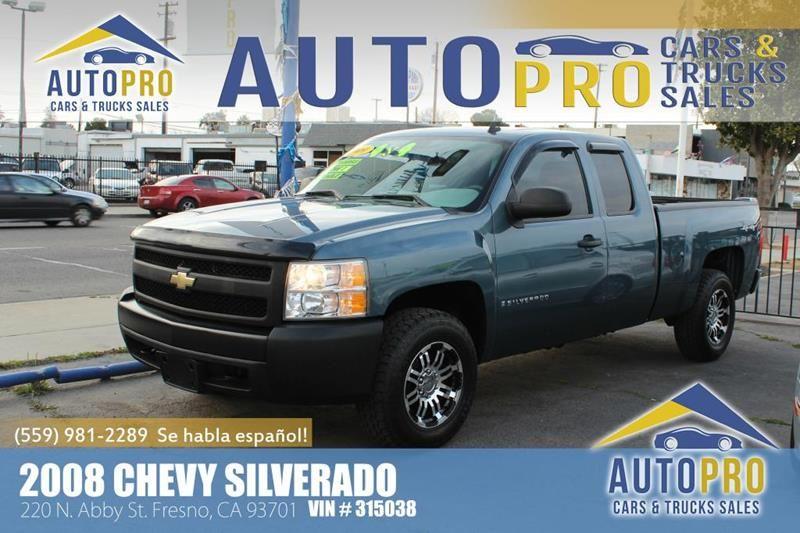 2008 Chevrolet Silverado 1500 4 8l V8 Recently Reduced This Pickup