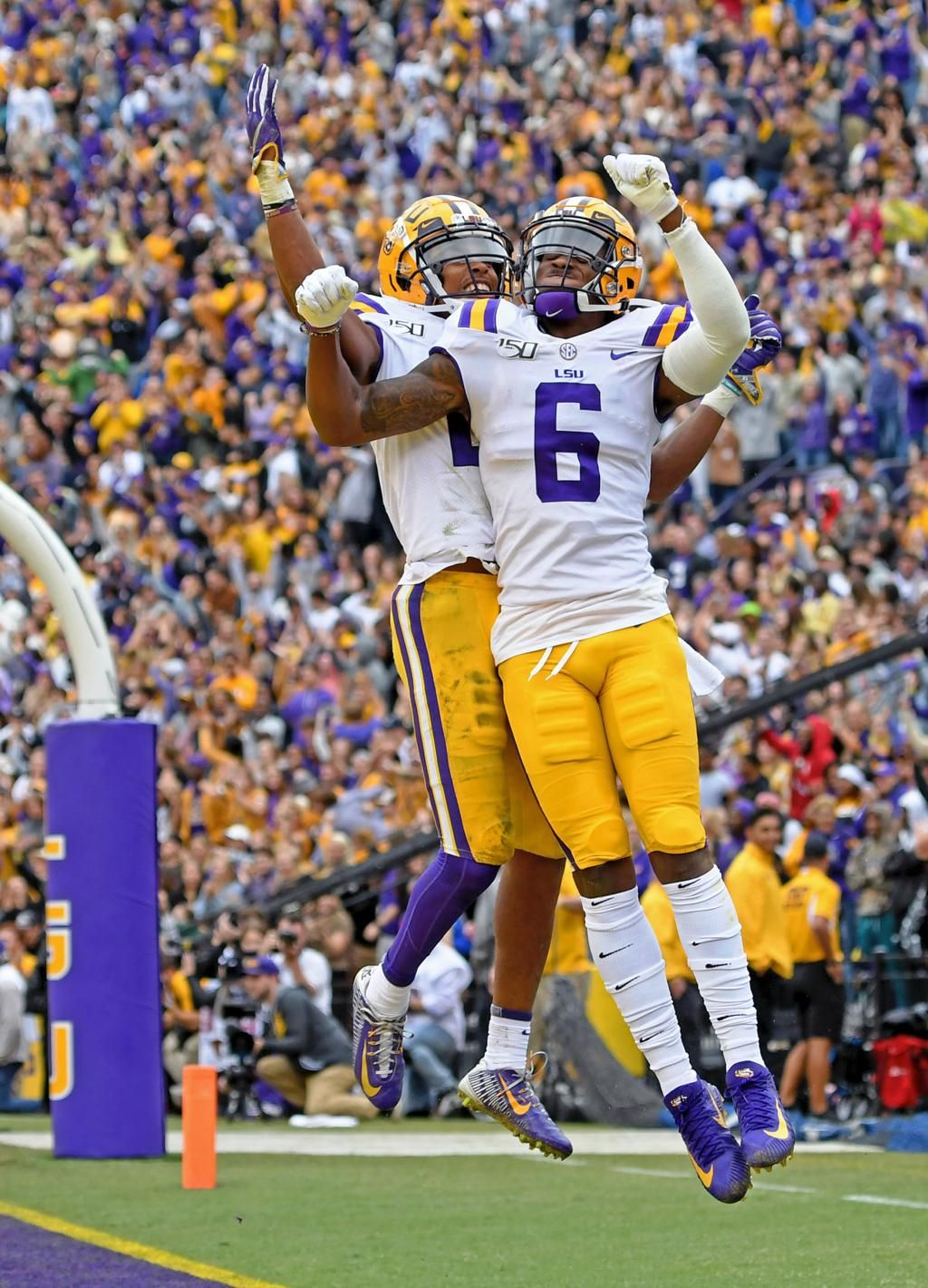 LSU KNOWS IT S THEIR TIME TO BEAT ALABAMA JUSTIN JEFFERSON