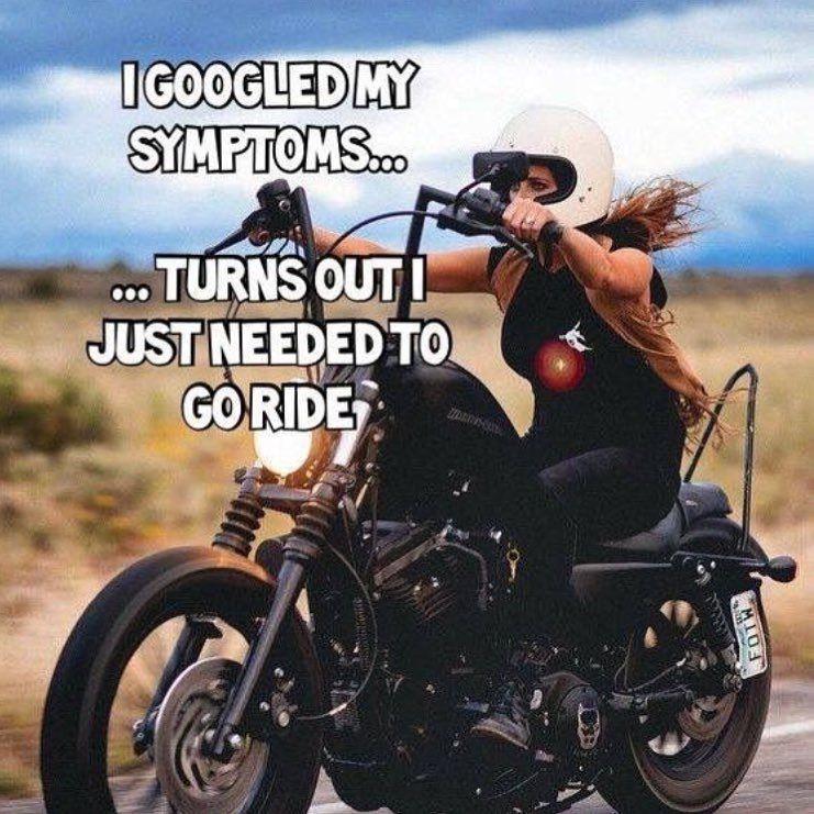 Name: 31641917_10155826576528611_1555274324363968512_n.jpg Views: 127 Size:  108.4 KB | Biker quotes, Motorcycle memes, Motorcycle humor