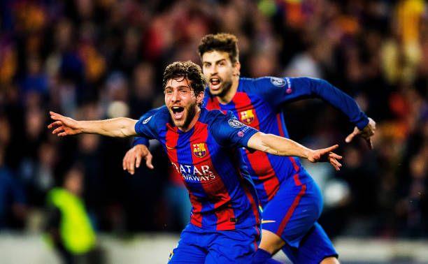 Barcelona Vs Psg Imágenes y fotografías - Getty Images ...