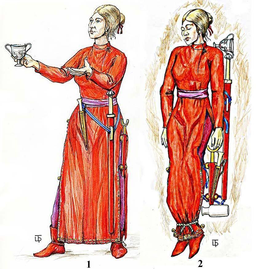 картинки женщин воительниц