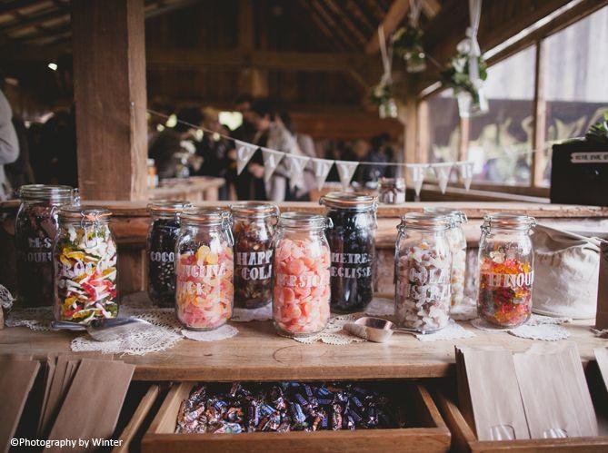 mariage je veux un candy bar bar candy bar mariage et je veux. Black Bedroom Furniture Sets. Home Design Ideas