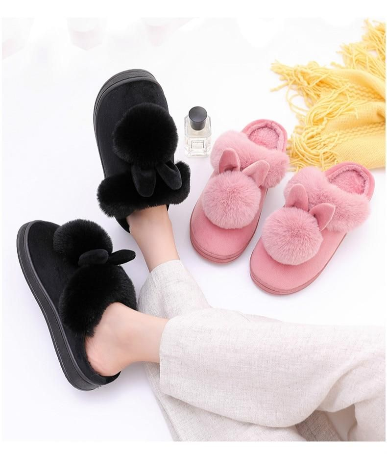 Kawaii Bunny Slippers Kawaii Bunny Slippers – Kawaii Girl Shop