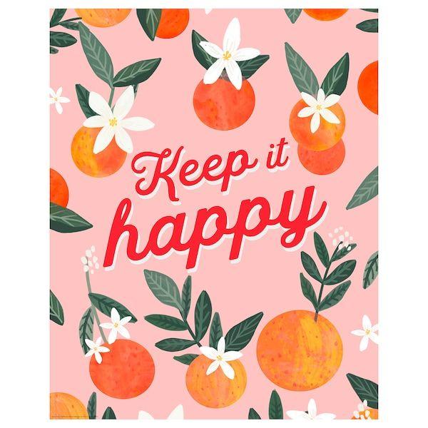 BILD Poster, Keep it happy - IKEA