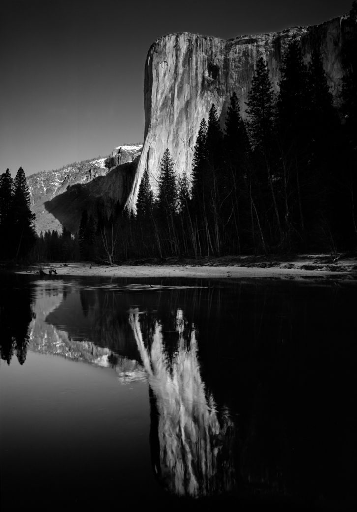 Clyde butcher black and white fine art photographer el capitan