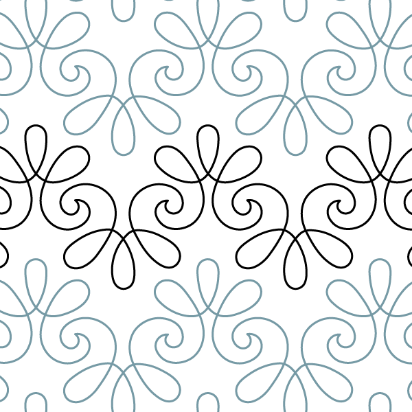 Chantilly Lace - Digital - Quilts Complete - Longarm Continuous Line  Quilting Patterns | Free motion quilting patterns, Longarm quilting  designs, Machine quilting patterns