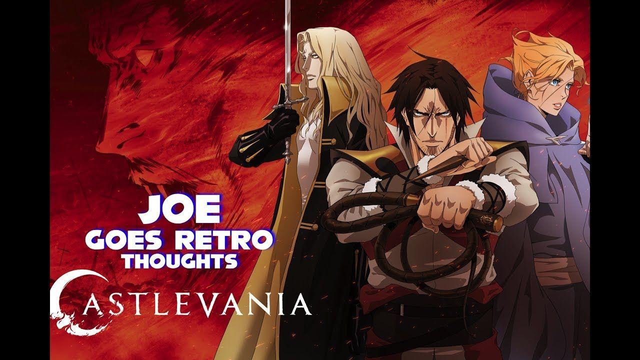 Castlevania Netflix Season 1 Thoughts Joe Goes Retro