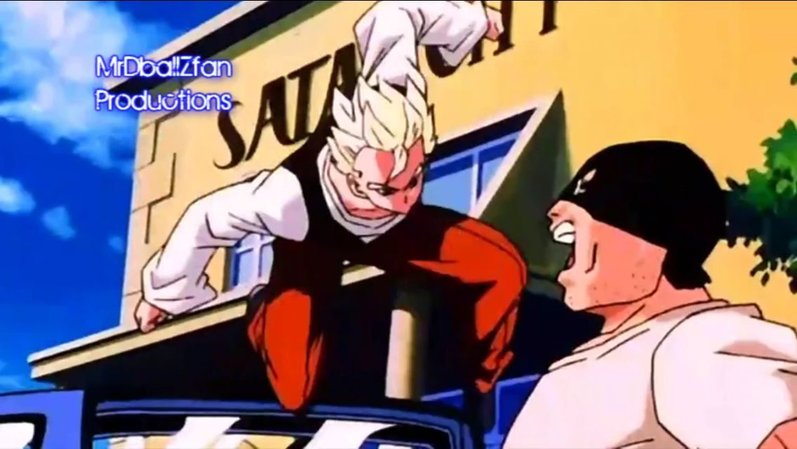 Gohan The Gold Fighter!