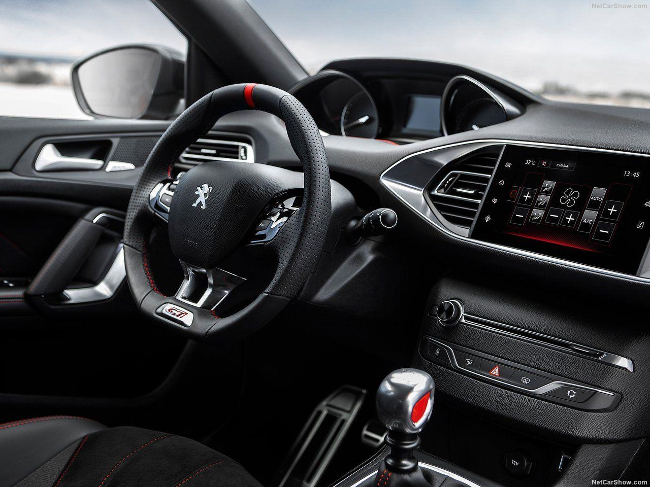 2016 peugeot 308 gti 1 6l thp turbo i4 1 598 cm³ 270 hp