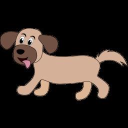 Dog Icon Http Www Iconarchive Com Show Animals Icons By Shrikant Rawa Dog Icon Html