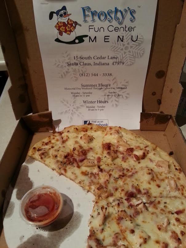 pizza santa claus indiana