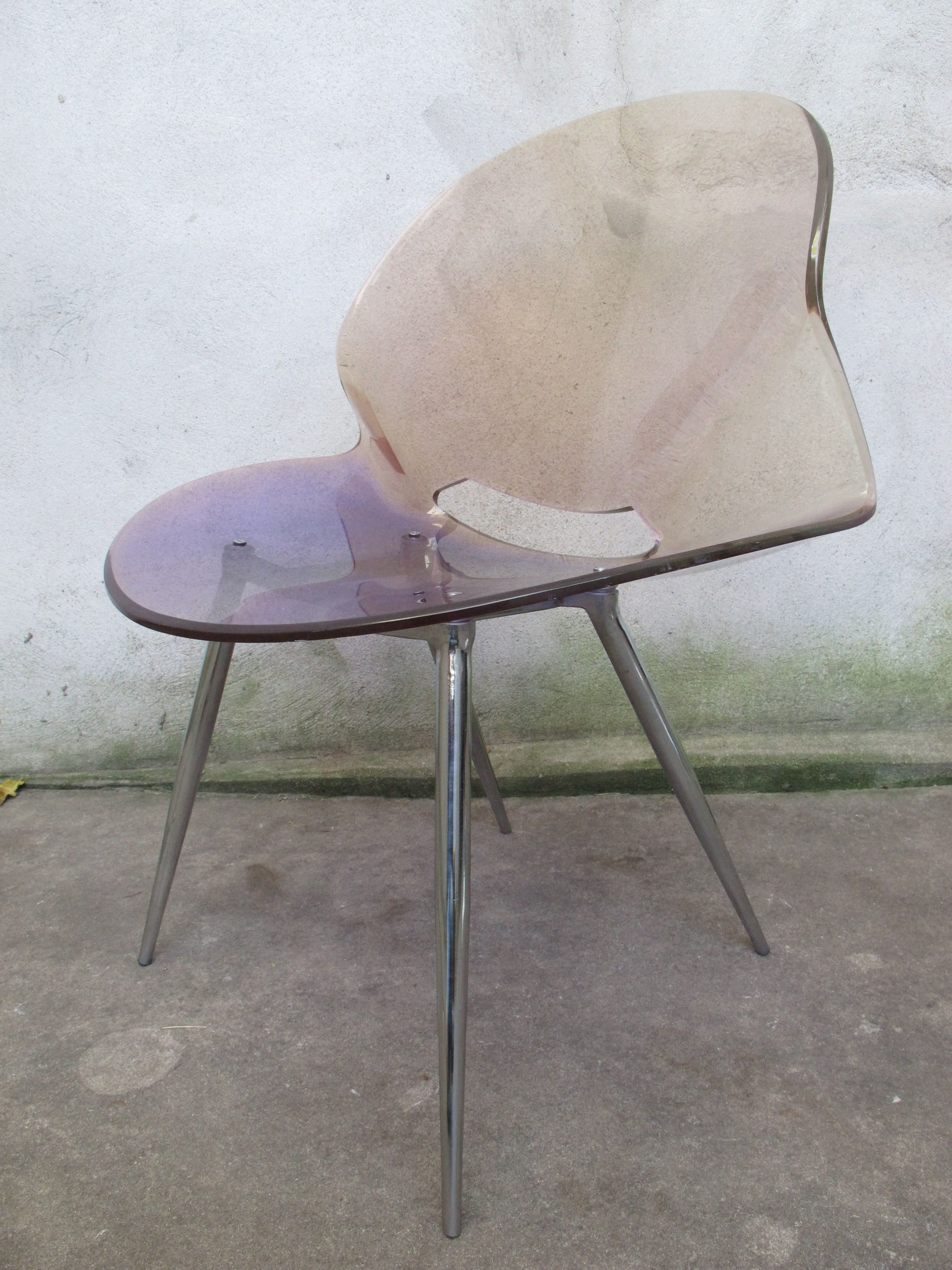 Mid Century Modern Plastic Chairs Revolving Wire Chair Clear Sold Items Adverts Vintage
