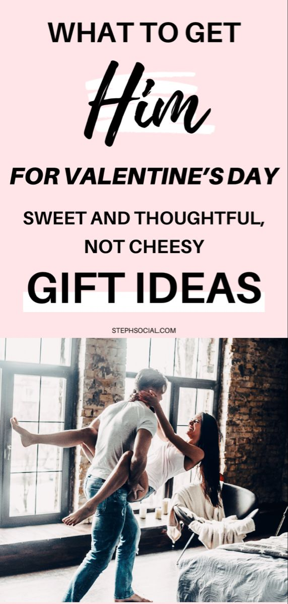 Valentines Day Gifts For Him   Gifts For Boyfriend Or Husband
