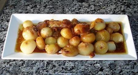 Cebollas Caramelizadas Para Acompañar Tus Carnes Cebollas Caramelizadas Comida Recetas De Comida