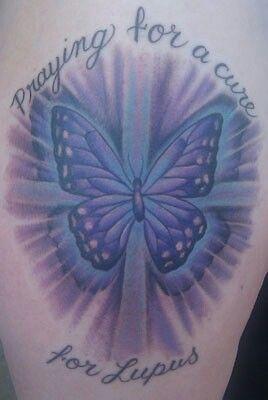 9d339d8aa Change up Thyroid Cancer, Thyroid Disease, Autoimmune Disease, Awareness  Tattoo, Lupus Awareness