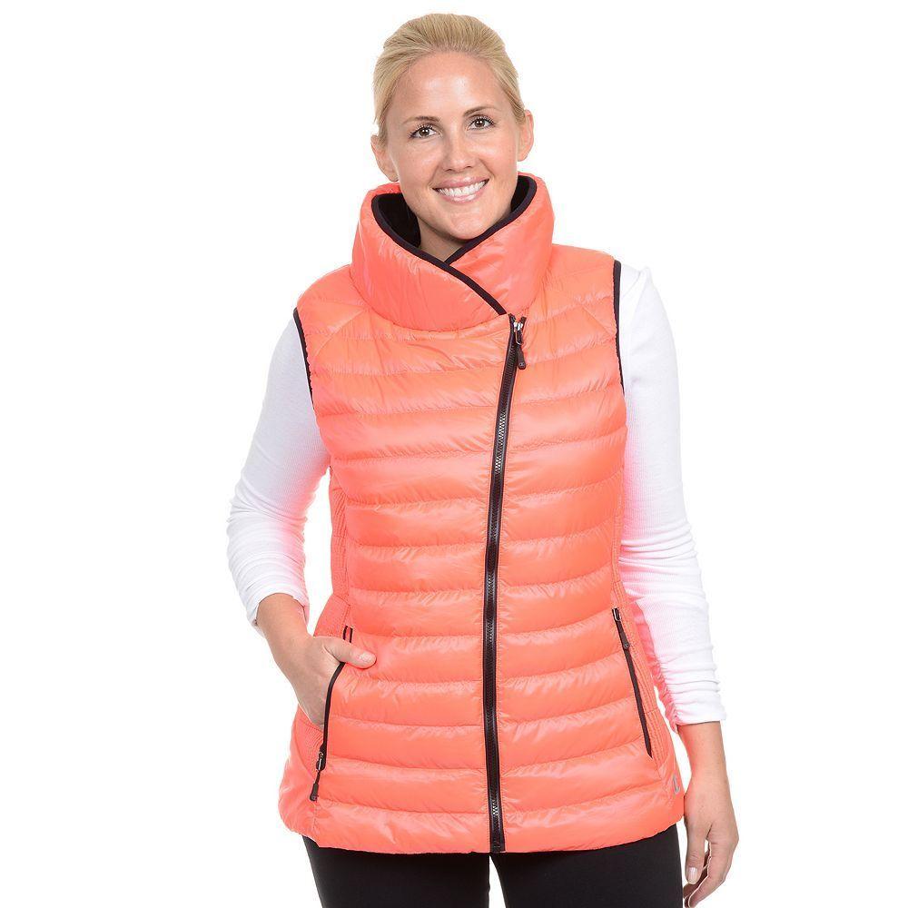 0d089dfa2457f Plus Size Champion Puffer Vest