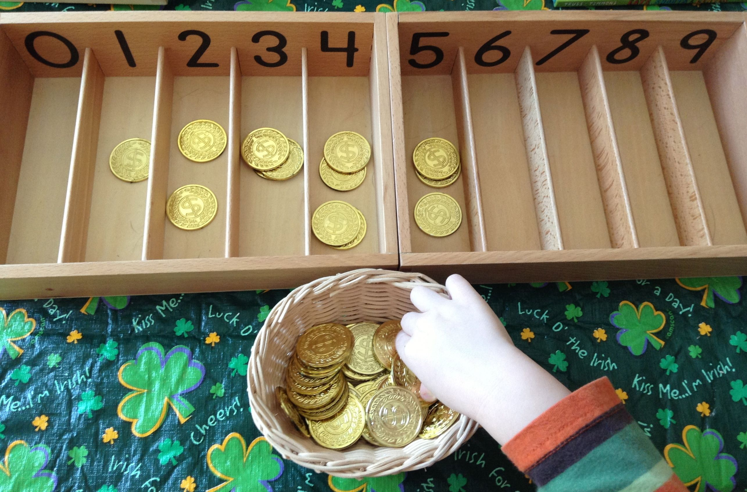 Feeling lucky? There's always room for a little holiday spirit when you're learning (I mean – having fun)! http://asperkids.com/leprechaun-gold/