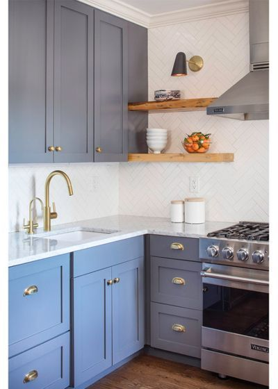 How to Mix and Match Your Kitchen Cabinet Hardware - Wish ...