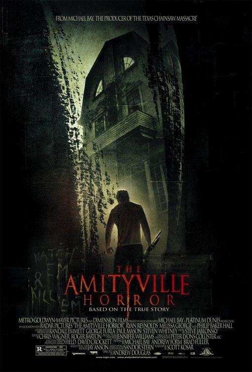 Amityville Horror A Horror Poster Example Check Out