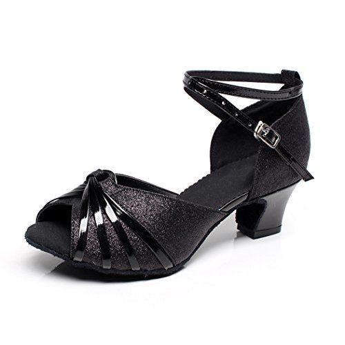 09d5c90378a5 Lime01 Womens Open Toe Low Heel Wedding Rhinestone Wedge Sandal Shoes (5