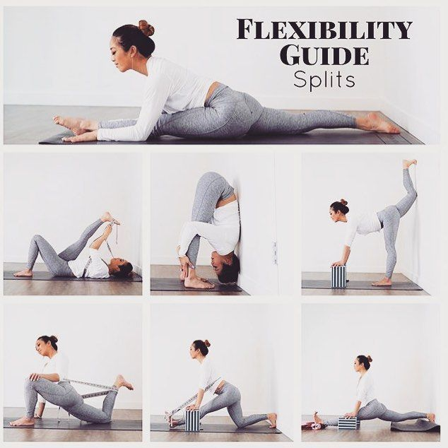 Flexibility in the legs for advanced poses[with props]| With continued ... -  Leg flexibility for ad...