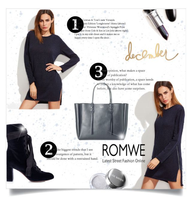 """""""Black high dress"""" by nabilazfr ❤ liked on Polyvore featuring Chloé, Lanvin and Heidi Swapp"""