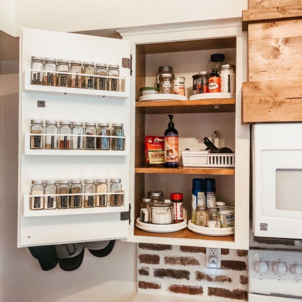 Easy DIY organization ideas for the home