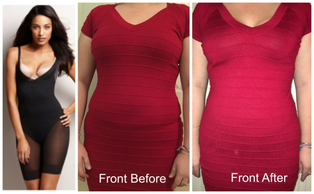 ccfefc104021b MIRACLESUIT Extra Firm Open Bust Thigh Slimming Body Shaper 2781 ...