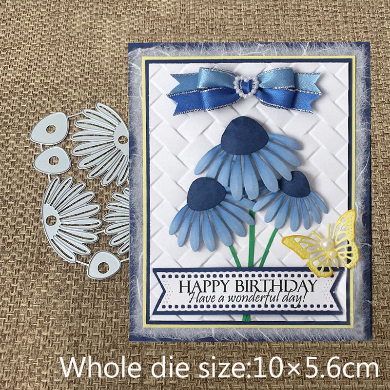 Newly Bow Album Cutter Cutting Dies Stencil Scrapbooking Paper Cards Embossing