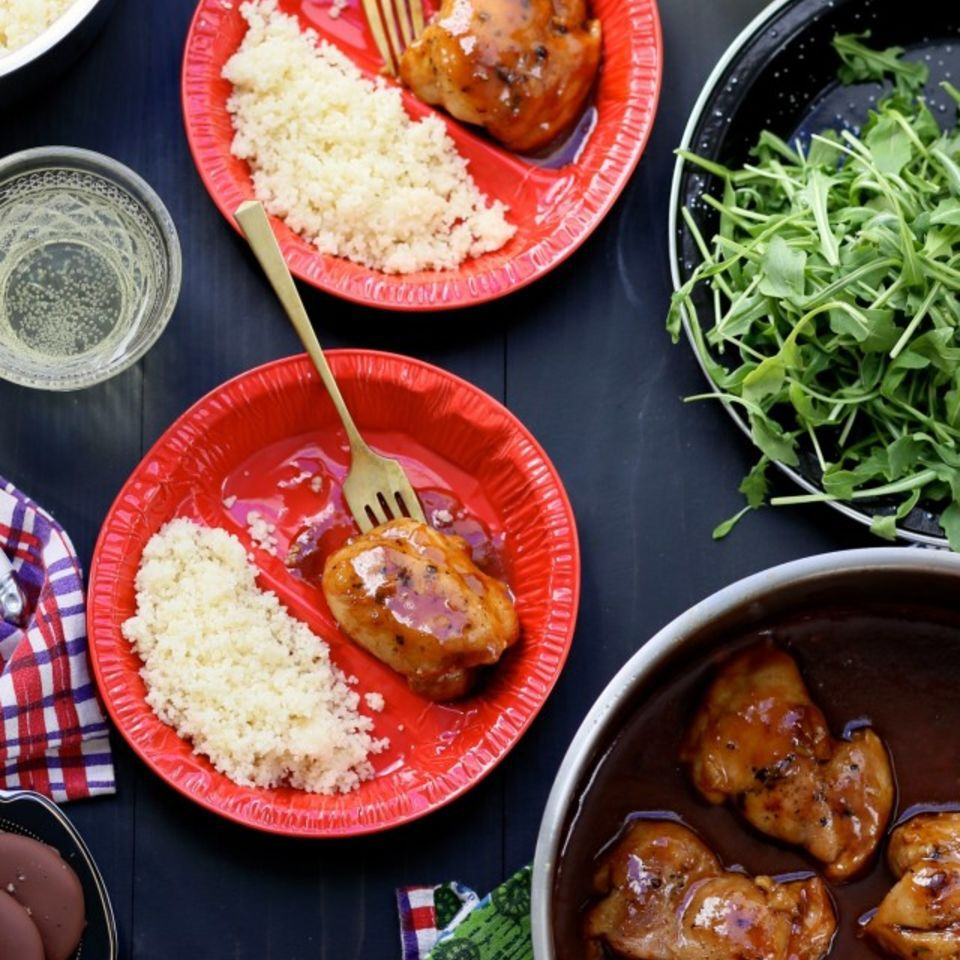 Check this out: Apricot Balsamic Chicken. https://re.dwnld.me/93G19-apricot-balsamic-chicken
