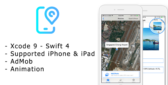 Fake Location, Fake GPS for iOS by nabiapp App IntroductionEasily