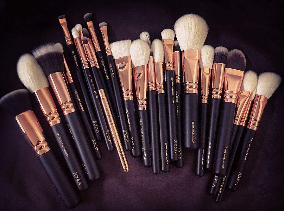 Zoeva Makeup Brushes are the Best!!