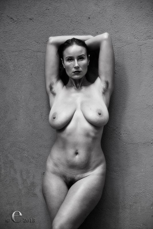 Hairy nude photography