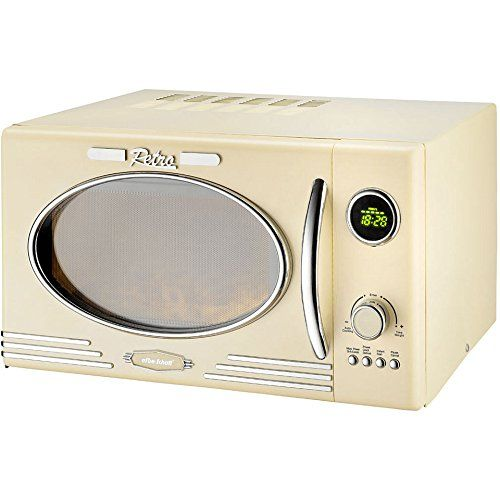 Efbe Schott Retro Ful Digital Microwave Oven And Gri Https